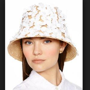 kate spade madison avenue Daisy Embellished hat